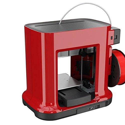 xyz printing imprimante 3d da vinci mini maker red 1 buse usb 2 0 pla rouge. Black Bedroom Furniture Sets. Home Design Ideas