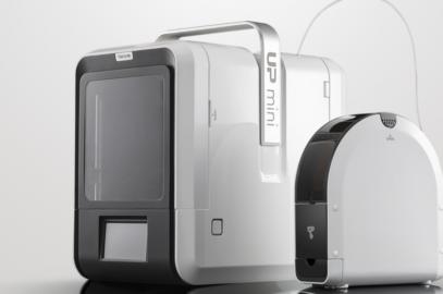 Test de l'imprimante 3d Up Mini 2