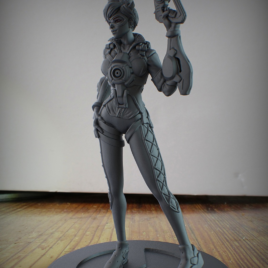 Figurine Overwatch – Tracer