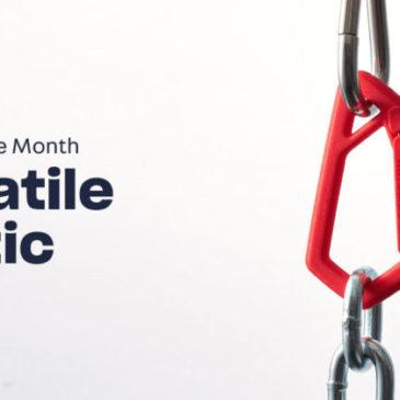 Matériel du mois: plastique polyvalent