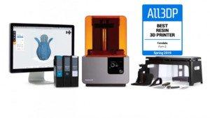 Formlabs Form 2 Review – Meilleure imprimante 3D en résine en 2019