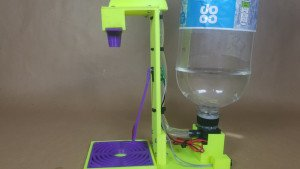 [Projet] Restez hydraté avec un robinet de boissons imprimé en 3D
