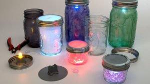 [Projet] Créez vos propres lanternes à bocal à DEL imprimées en 3D